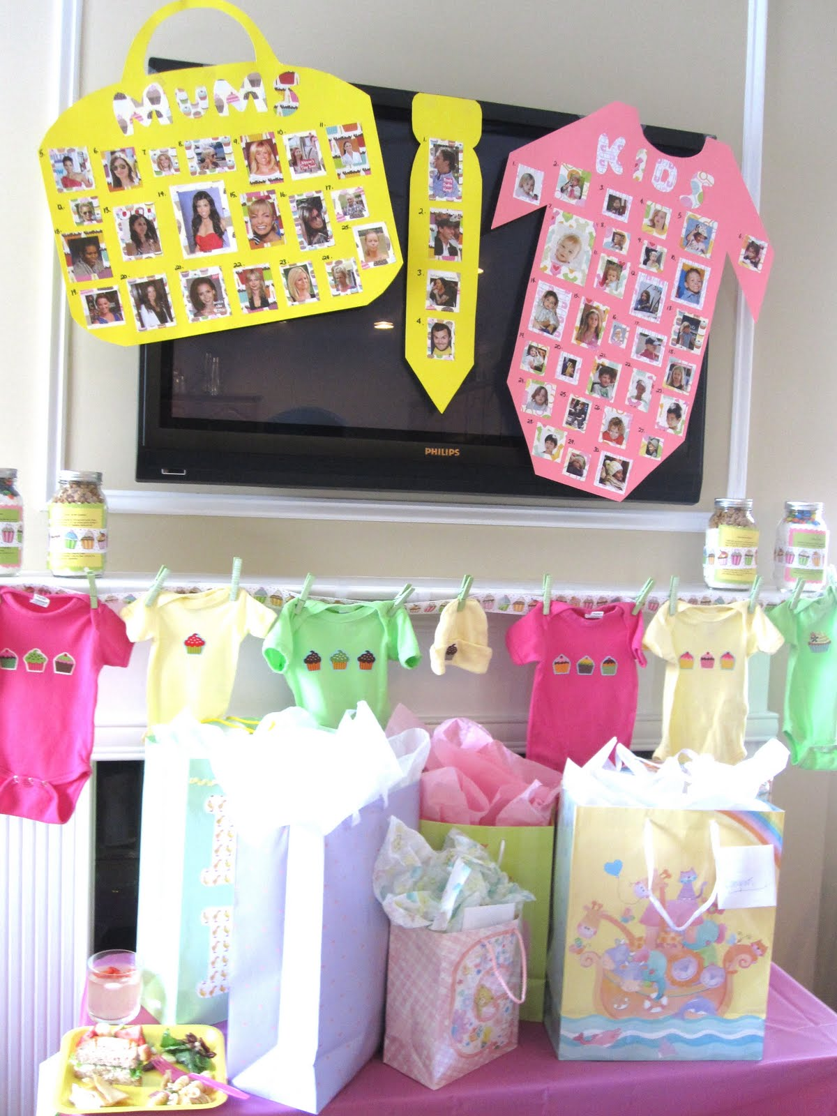 Celebrity Baby Shower Celebrity baby match quiz