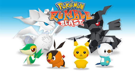 Pokemon Rumble Pokemon-Rumble-Blast