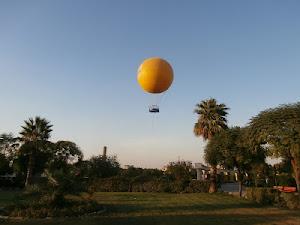 Les parcs d'Erbil