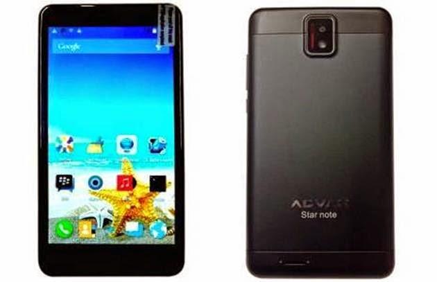 Harga Advan Star Note S5L