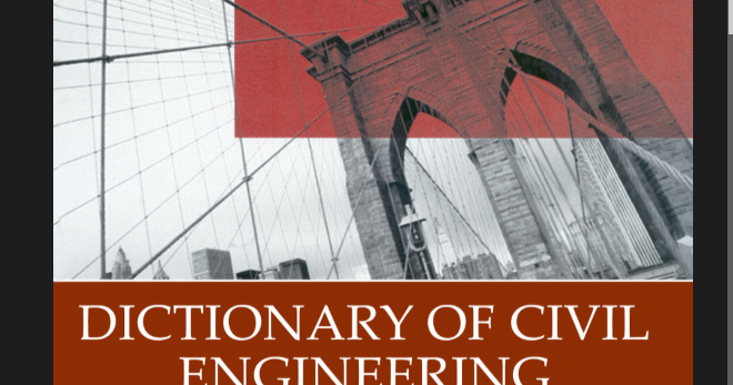 Dictionary of Civil Engineers download full pdf ...