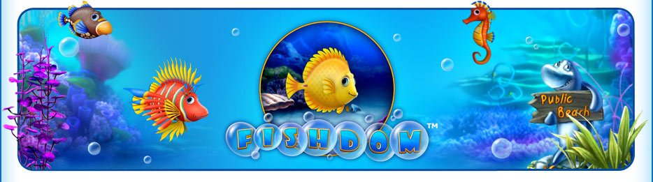 FISHDOM FREE DOWNLOAD game