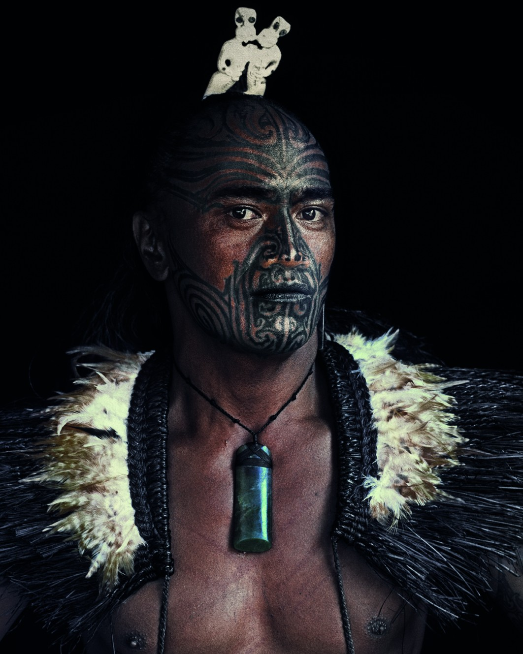 Stunning Photographs Of The World's Last Indigenous Tribes - TA MOKO