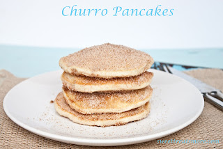 double rainbow pancakes recipe from tablespoon double rainbow pancakes ...