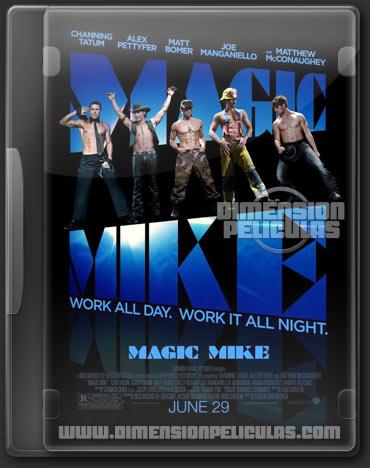 Magic Mike (DVDRip Español Latino) (2012)