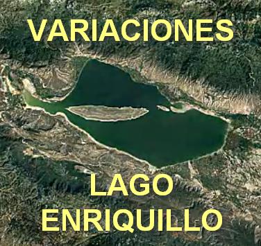 Variaciones en el Lago Enriquillo