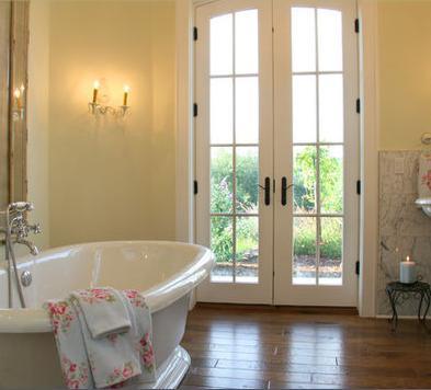 Ba os modernos ba os de dormitorios matrimoniales for Modelos de decoracion de banos