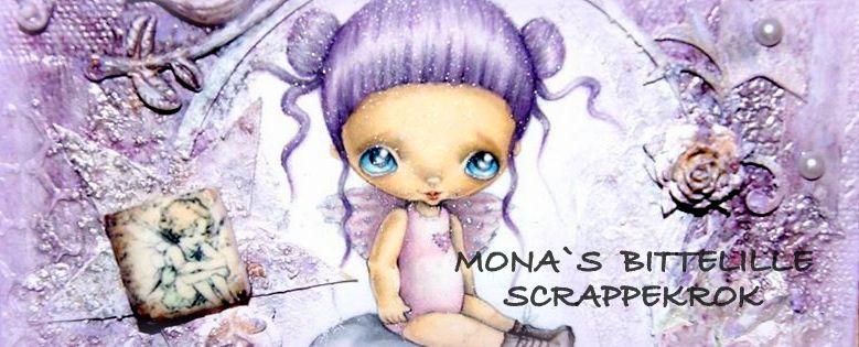 Mona`s Bittelille Scrappekrok