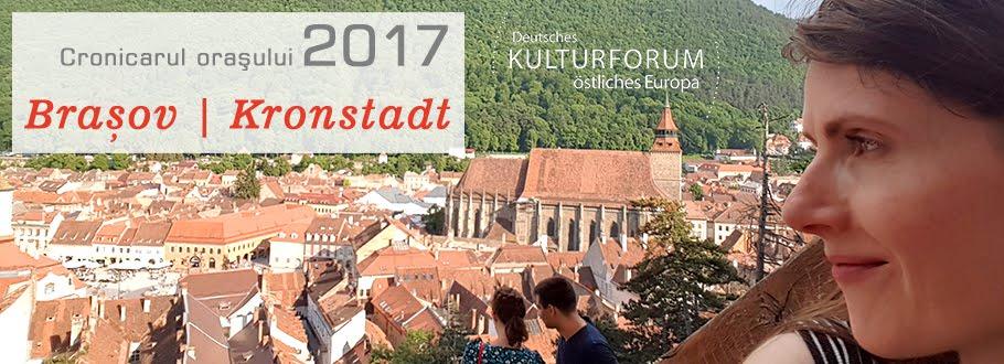 Cronicarul orașului Brașov 2017