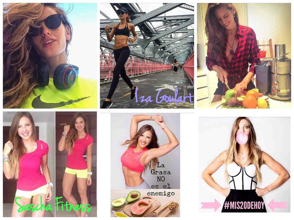 5 mujeres fit que deberían inspirarte