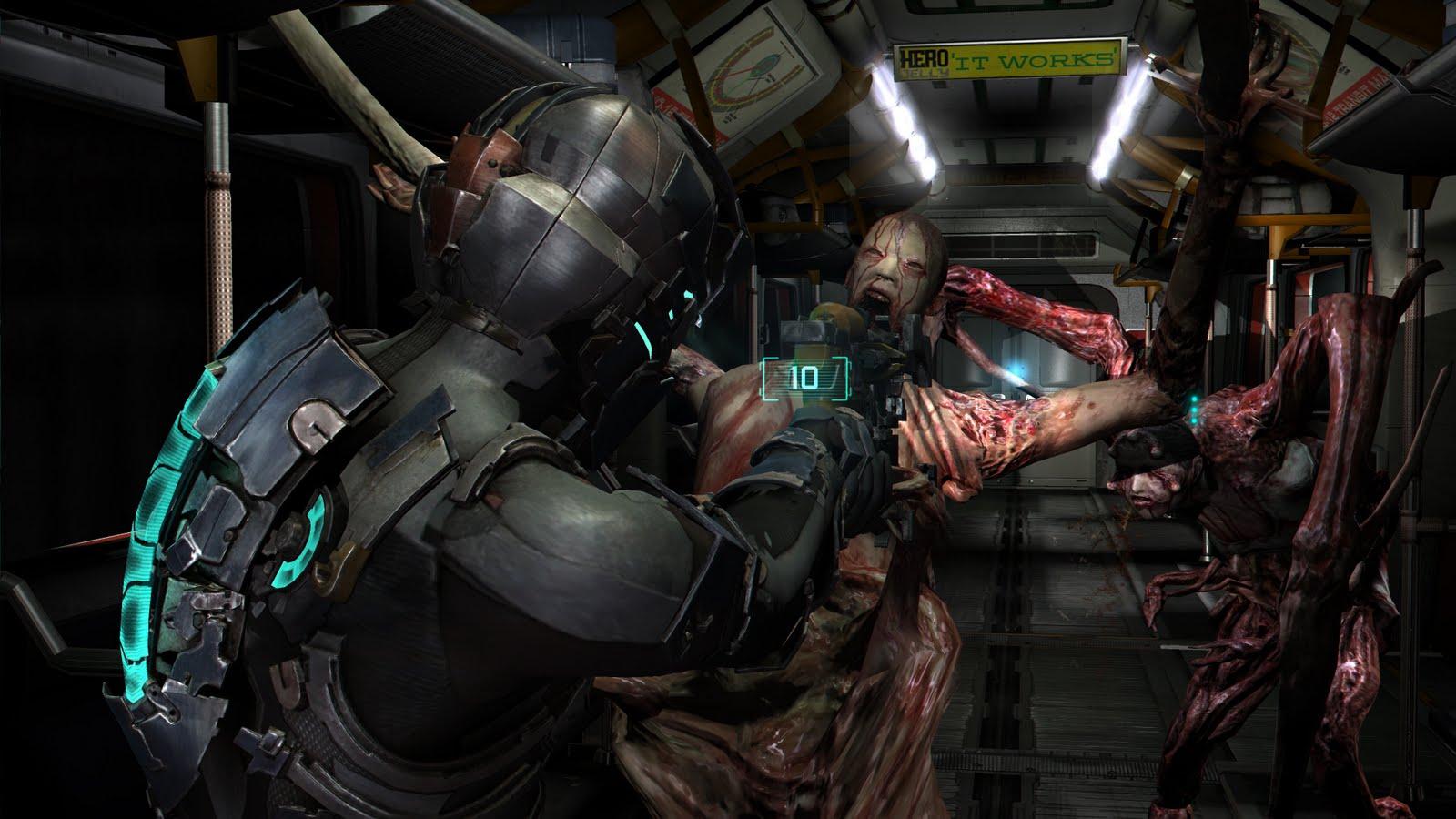 Top HD Wallpapers: Dead Space 2 Wallpapers