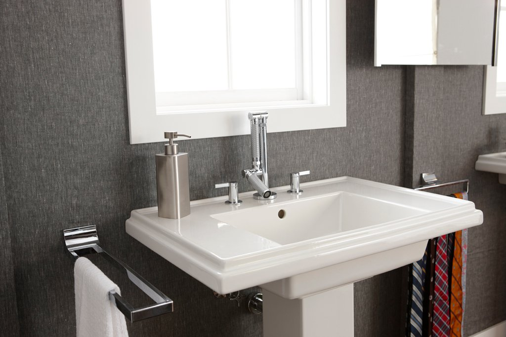 The Bath Showcase Tresham Reimagined Travis 39 S Refined Bath