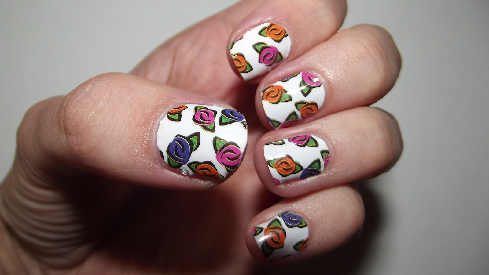 models own wah nails instant nail art wraps perfectly polished. Black Bedroom Furniture Sets. Home Design Ideas