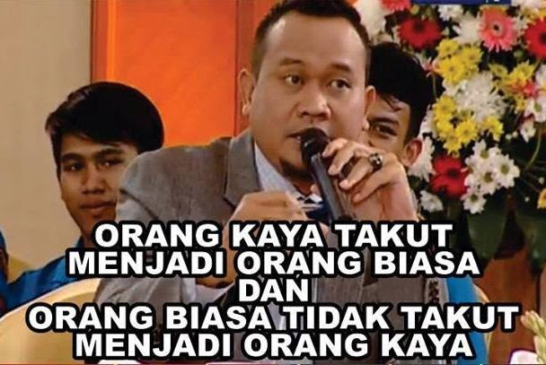 Status Fb Lucu Gokil Ala Cak Lontong