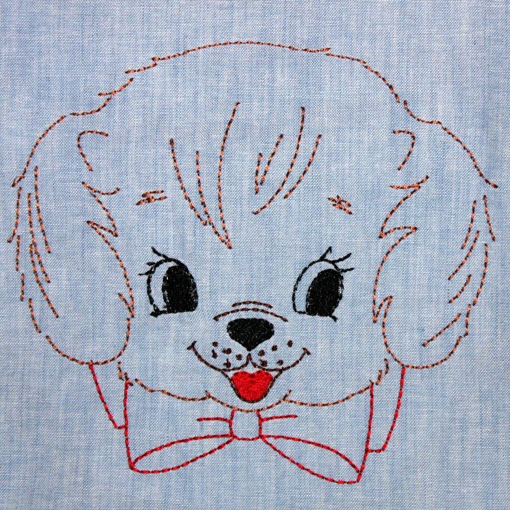 Simple hand embroidery designs for kids makaroka