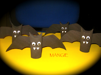 Murciélagos con chuches