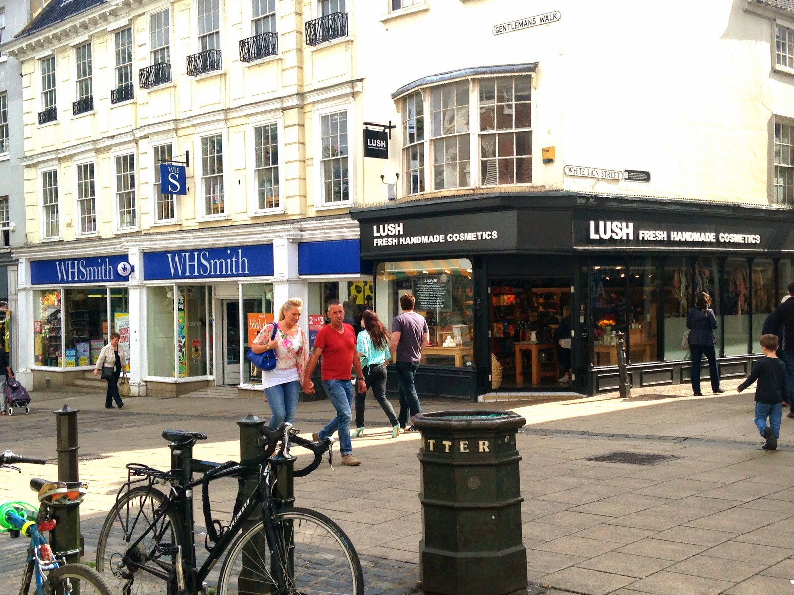 A picture of Lush Norwich