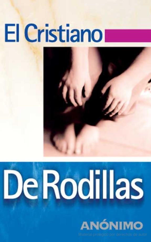 Anónimo-El Cristiano De Rodillas-