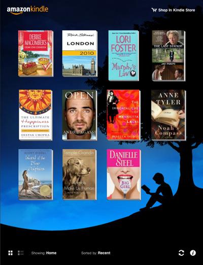 Background Kindle9