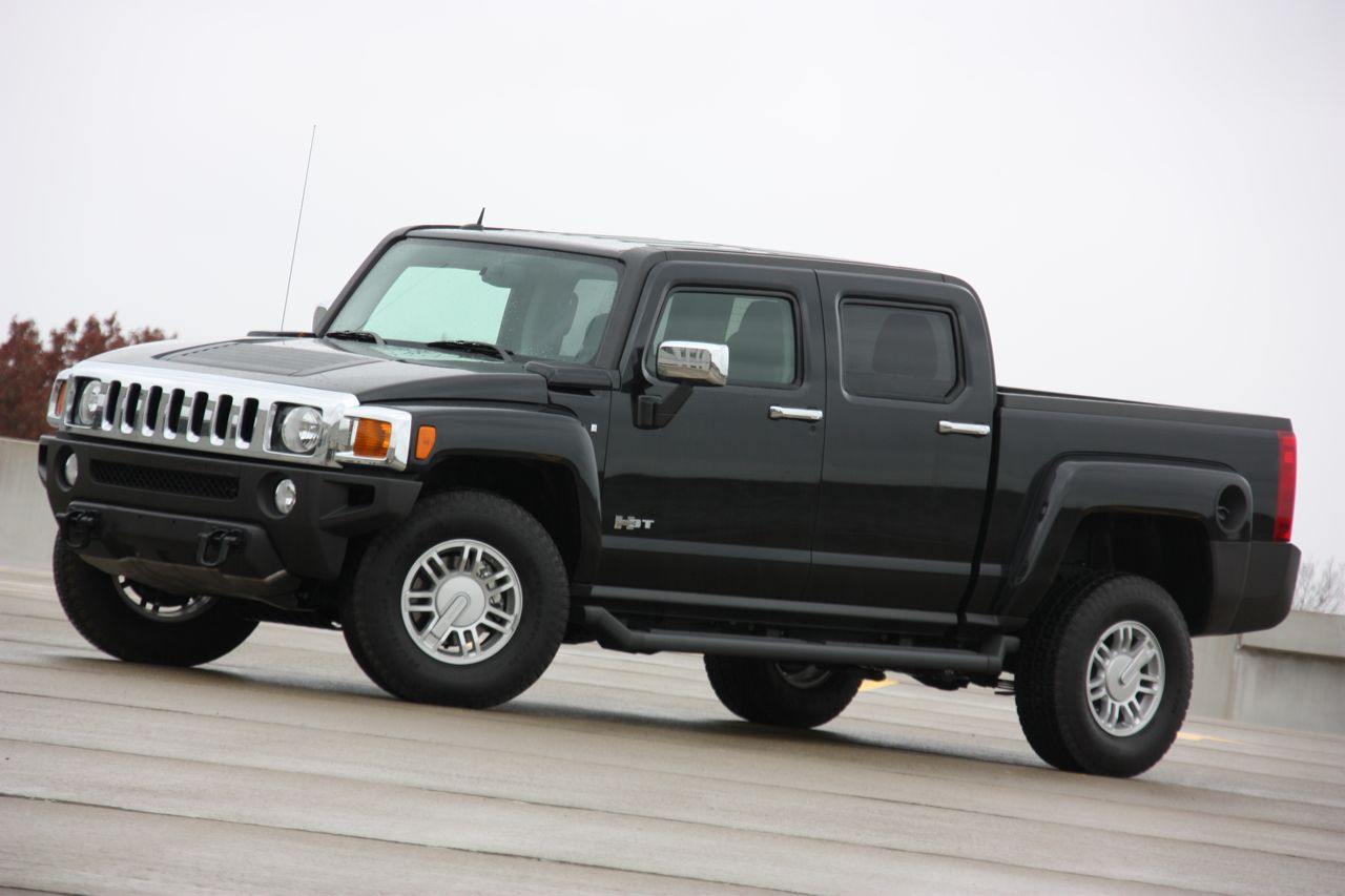 sport cars 2009 hummer h3t alpha good car. Black Bedroom Furniture Sets. Home Design Ideas