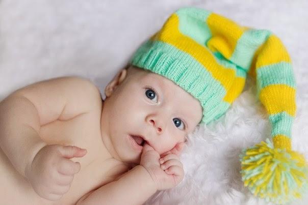 шапочка для детской фотосессии