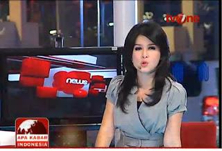 foto-foto presenter cantik tv-one yang bikin greget