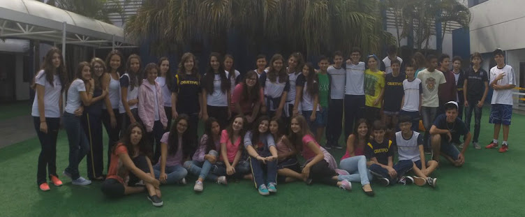 9° Ano Colégio Objetivo de São Roque                 2016