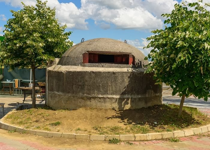 The Snake That Bit The Land: Bunkers of Alabania
