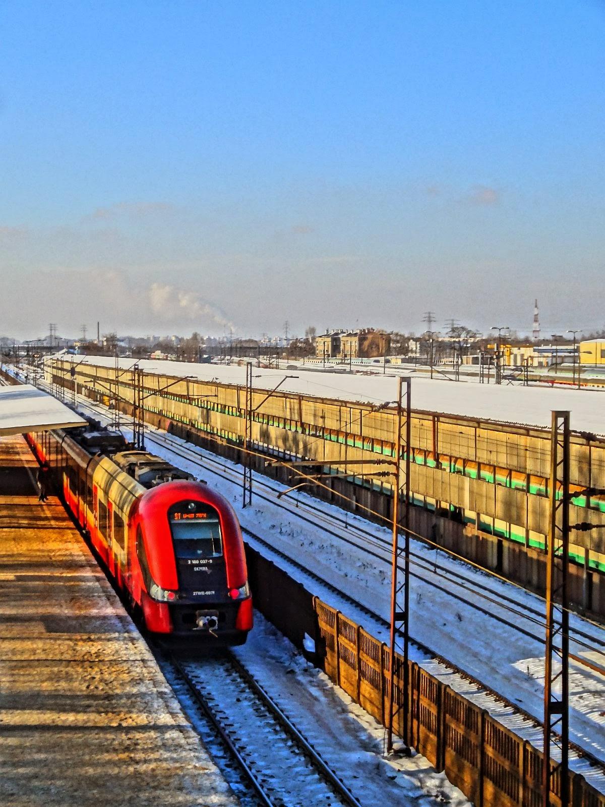 Stacja Olszynka Grochowska