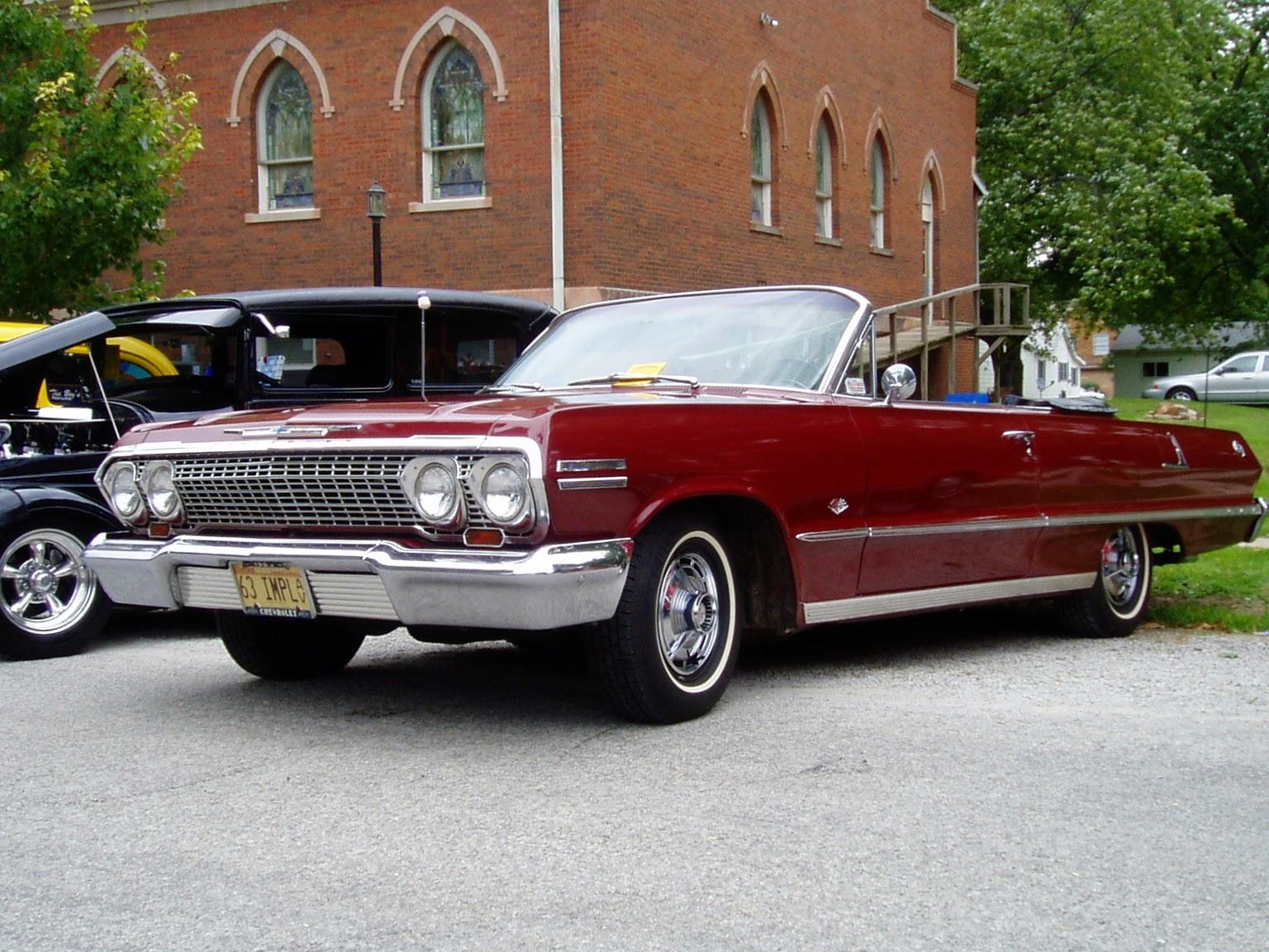 1963 Chevrolet Impala Chevy
