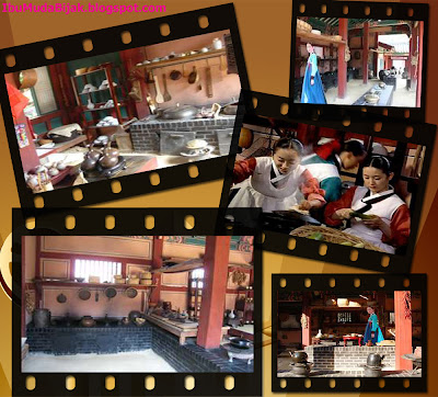 asian on air program dae jang geum theme park
