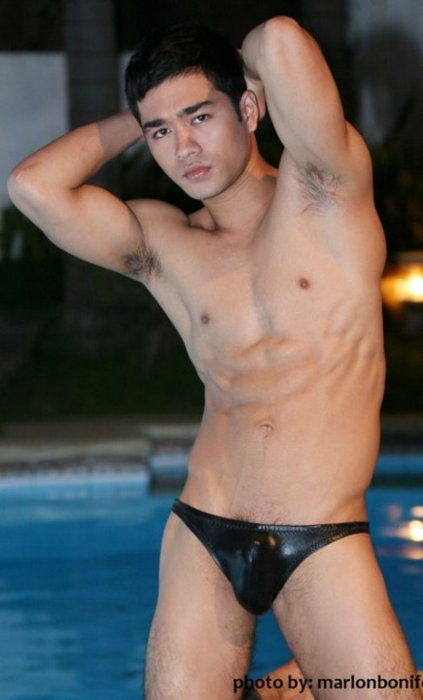 hot naked pinoy men