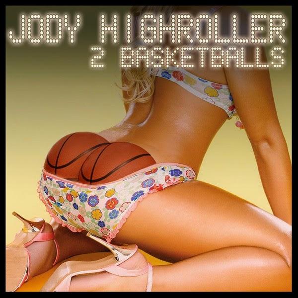 Jody HiGHROLLER - 2 Basketballs - Single  Cover