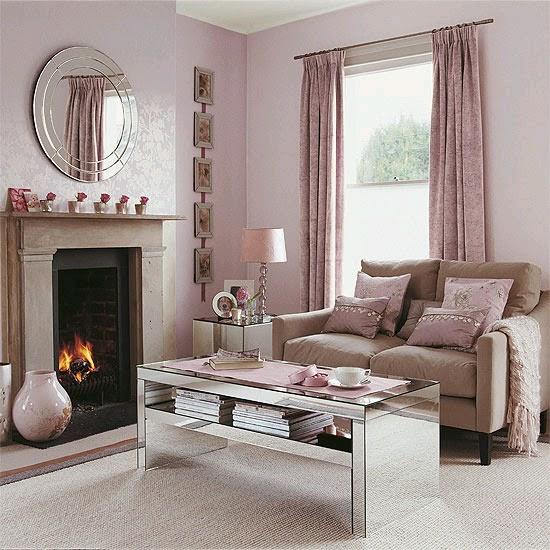 Salas en Color Morado : Ideas para decorar, diseu00f1ar y mejorar tu casa ...
