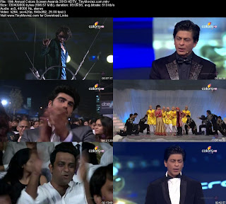 19th Annual Colors Screen Awards 2013 HDTV 700MB