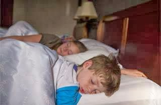 Anak Anda Sering Bermimpi Buruk, Waspadalah (Gambar Ilustrasi)