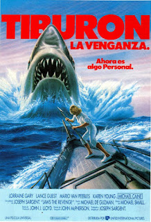 Tiburón 4: La Venganza / Jaws 4 Poster
