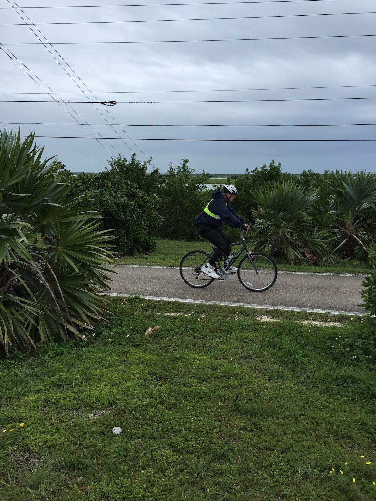 Key west diary florida heritage bike path for Key west bike trails