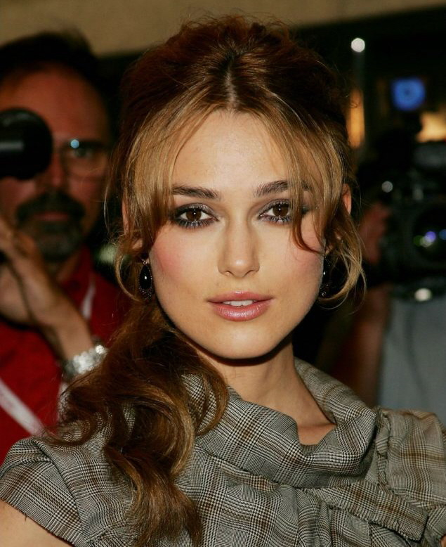 keira knightley weight