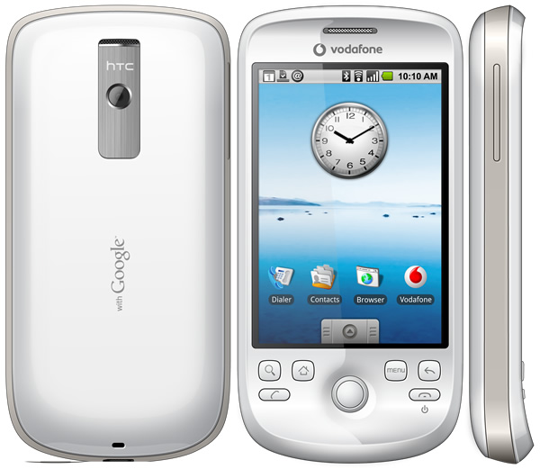 mobile phones: htc android phone