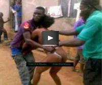Piss training slave video