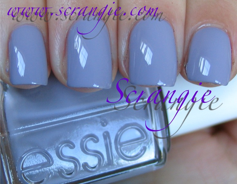 Scrangie: Essie Winter 2011 Collection Swatches and Review