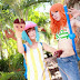 One Piece Cosplay : Nami & Chopper