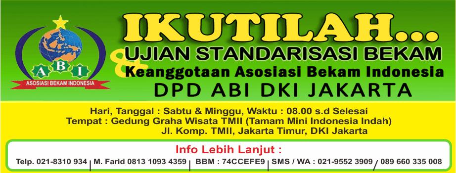 Ujian Standarisasi Bekam Asosiasi Bekam Indonesia