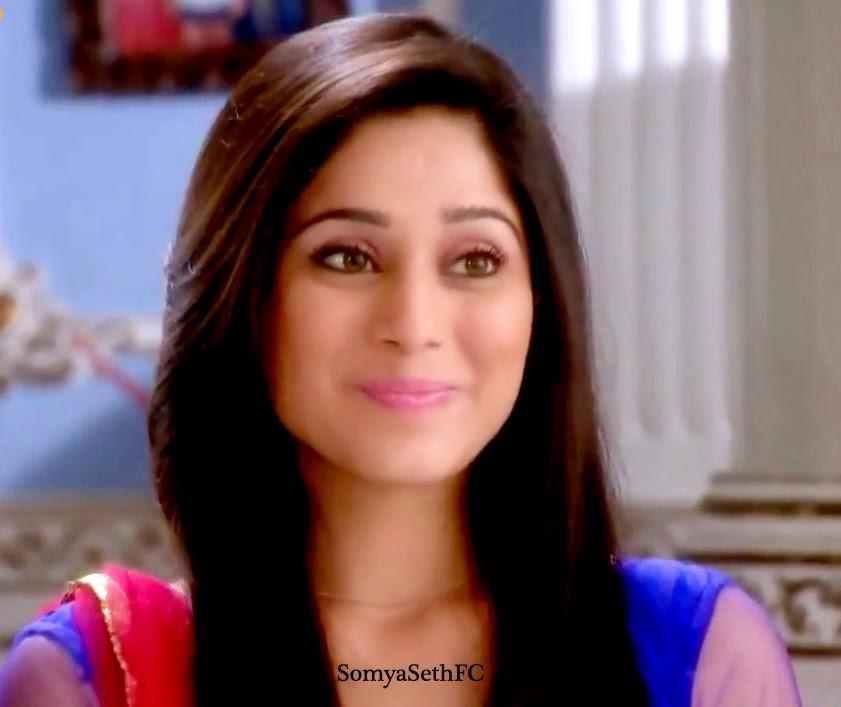 Foto-Foto Pemeran Navya, Soumya Seth di Serial Navya ANTV Selengkapnya