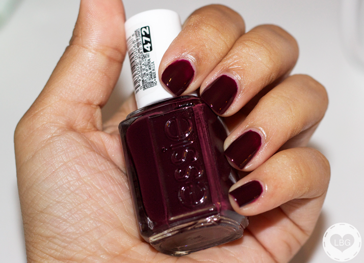 Essie Nail Polish 'Wicked'? HERE