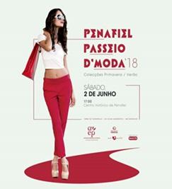 Penafiel Passeio D`Moda`18