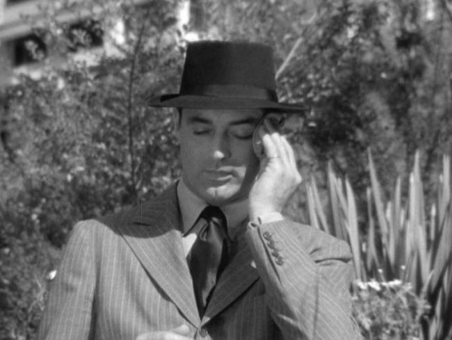 cary grant in my favorite wife - queer films blogathon
