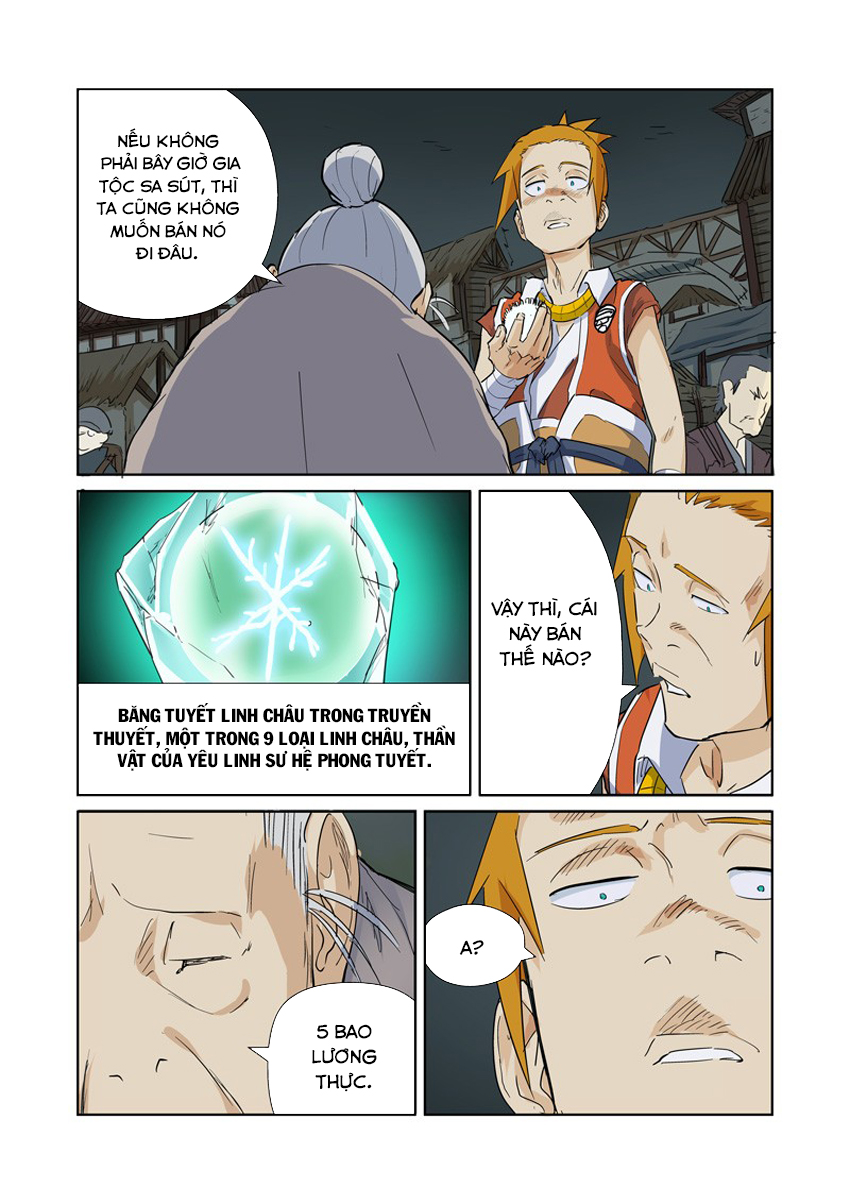 Tales of Demons and Gods chap 164.5 Trang 8 - p0sixspwn.com