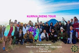 biro tour travel wisata kudus - dieng